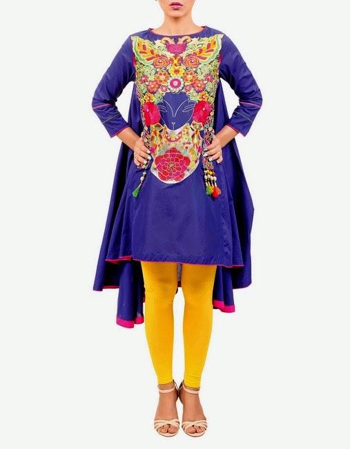 Rang Ja Eid Collection 2014-15