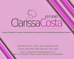 ESTUDIO Clarissa Costa FOTOGRAFIA
