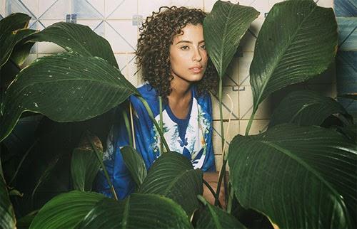 coleção Farm e Adidas Originals moletom índigo Papaya