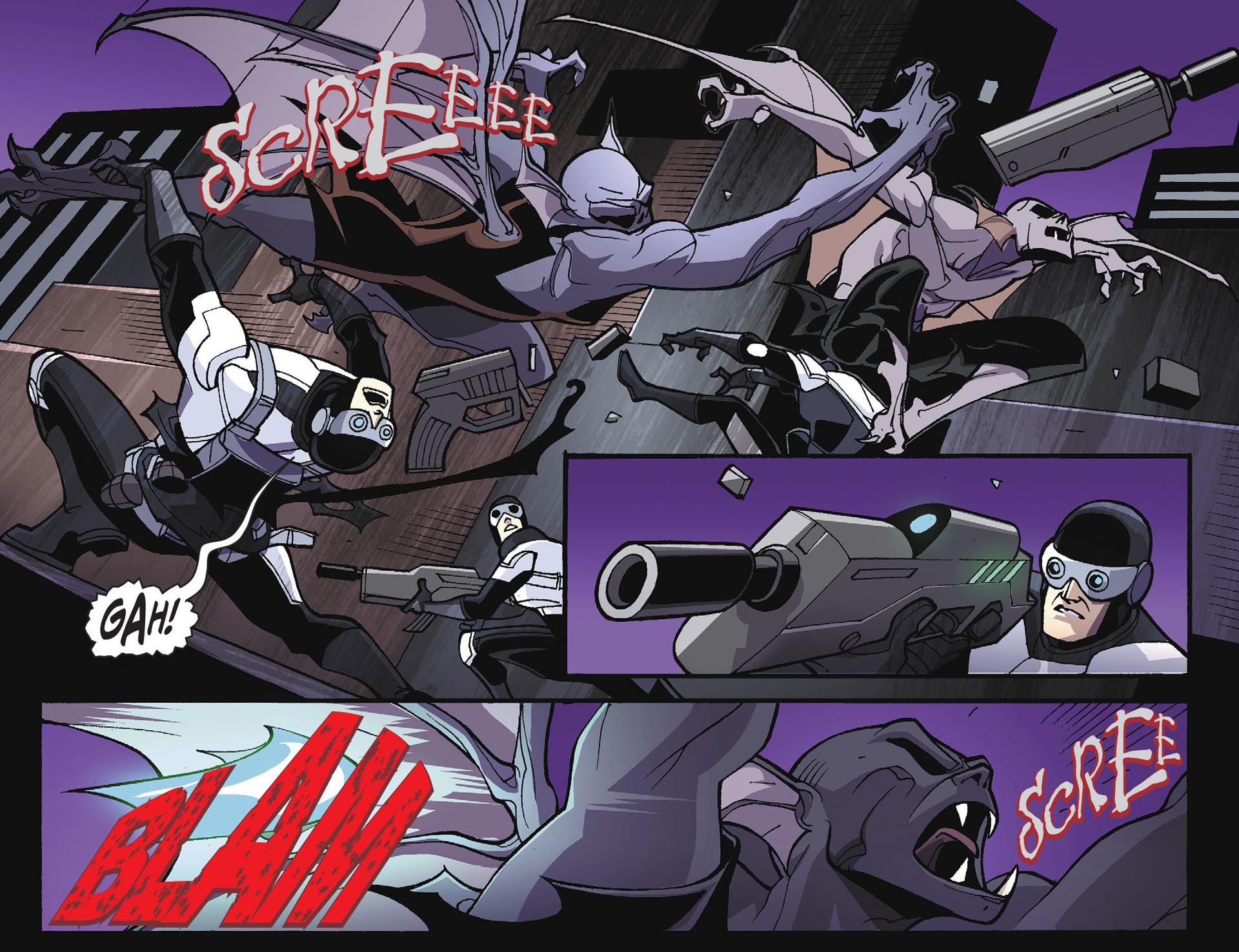 Batman Beyond 2.0 #14 #27 - English 3