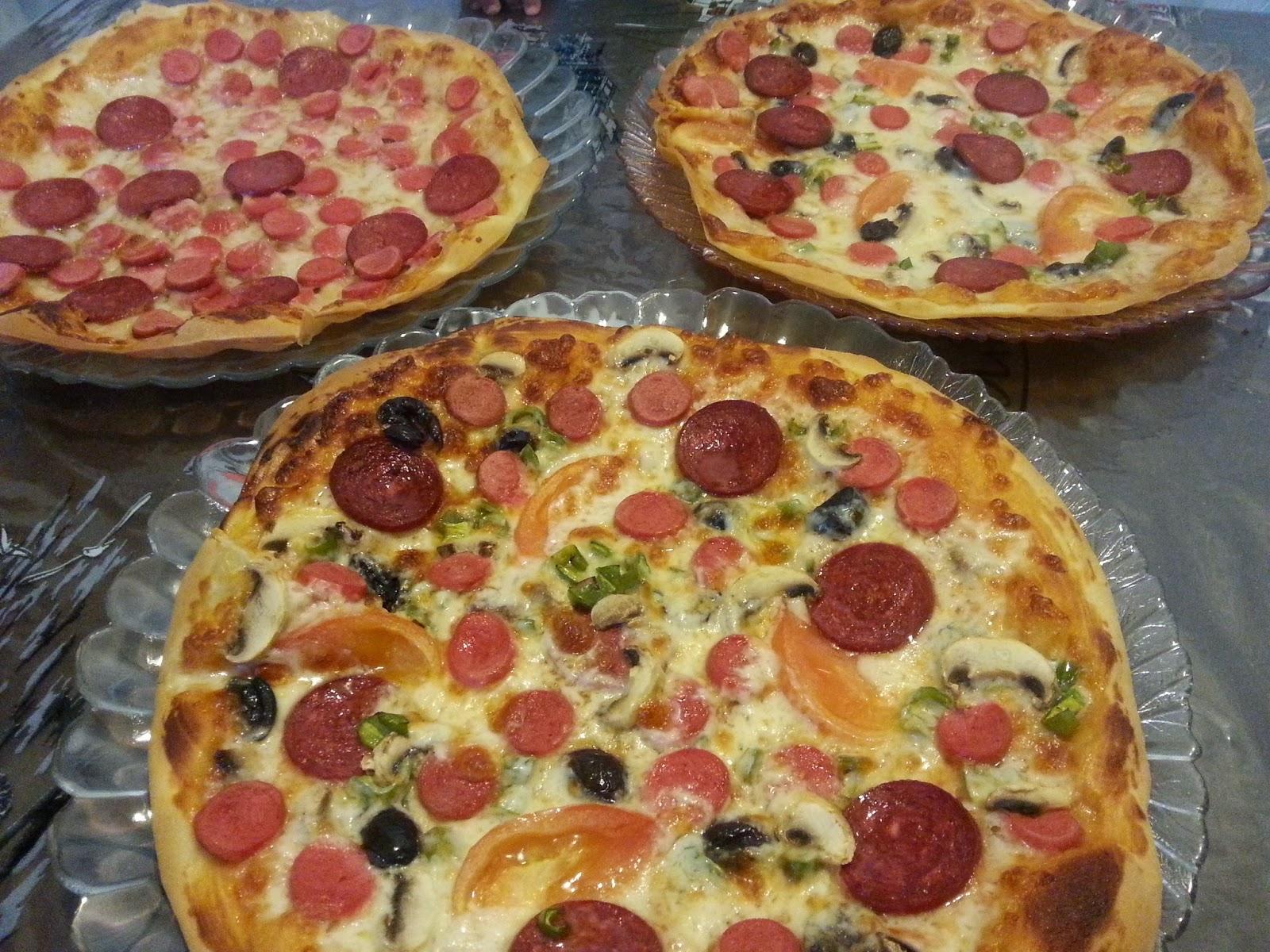 pizza,karışık pizza