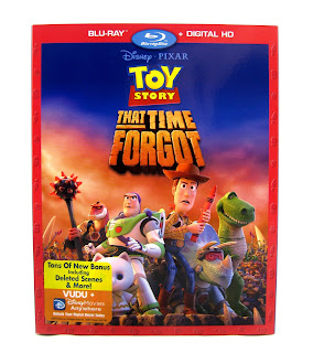 toy story that time forgot review