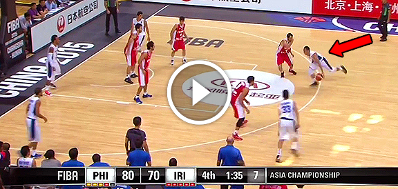 HIGHLIGHTS: Gilas Pilipinas vs. Iran (VIDEO) FIBA Asia 2015