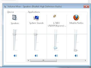 mengeraskan suara laptop tanpa software