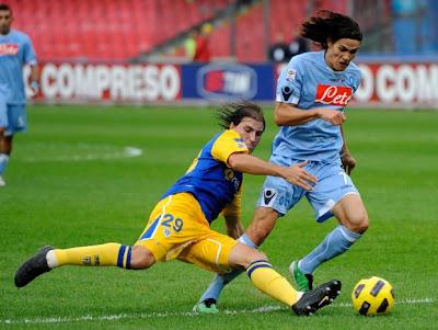 Napoli-Parma streaming