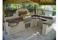 Outdoor Kitchen Design