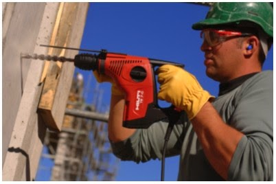 Spesifikasi dan Aplikasi Mesin Alat Bor Beton Hilti TE 7C Set Box