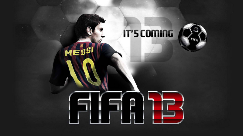 Fifa 13 EA Sports PC Game Latest Part Download Free Full Version Highly Compressed Download File With Cheats