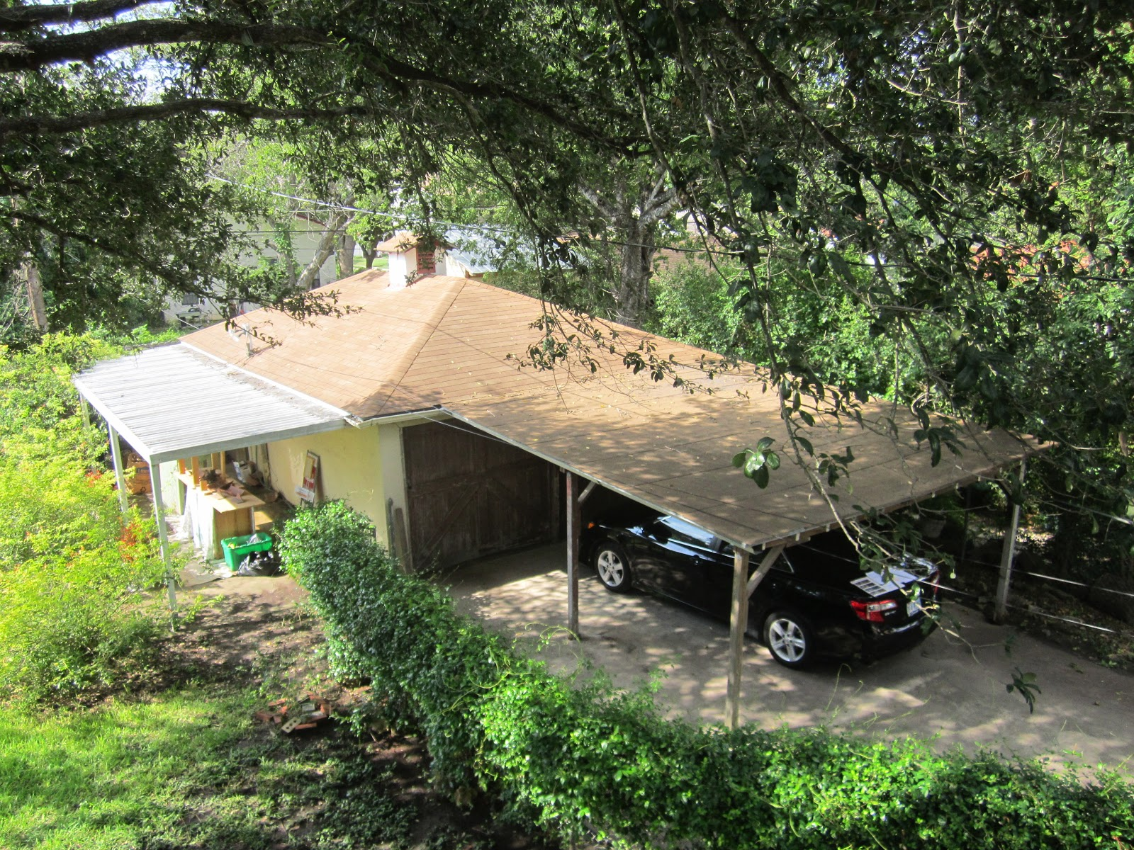 Horizon Construction Inc San Antonio Texas Garage And