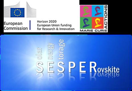 SESPer - Solar Energy Storage Perovskite