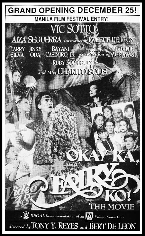 Okay Ka, Fairy Ko The Movie 1991