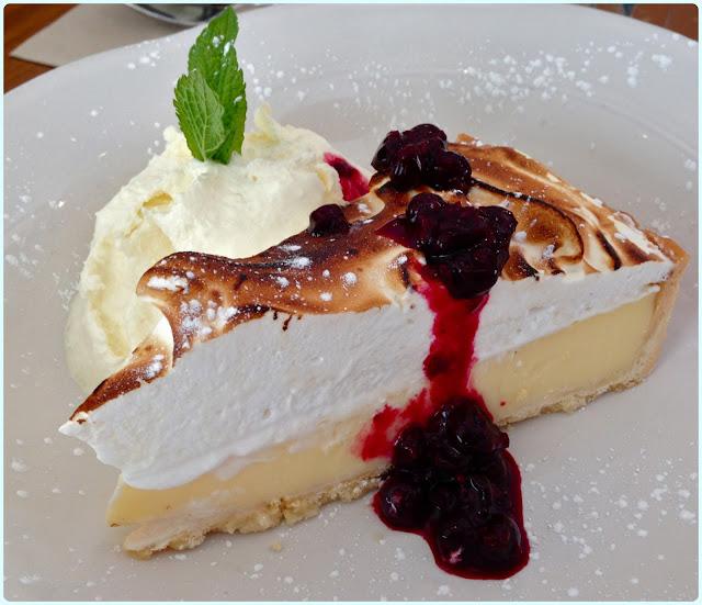 Jamie Oliver's Diner, London - Pie
