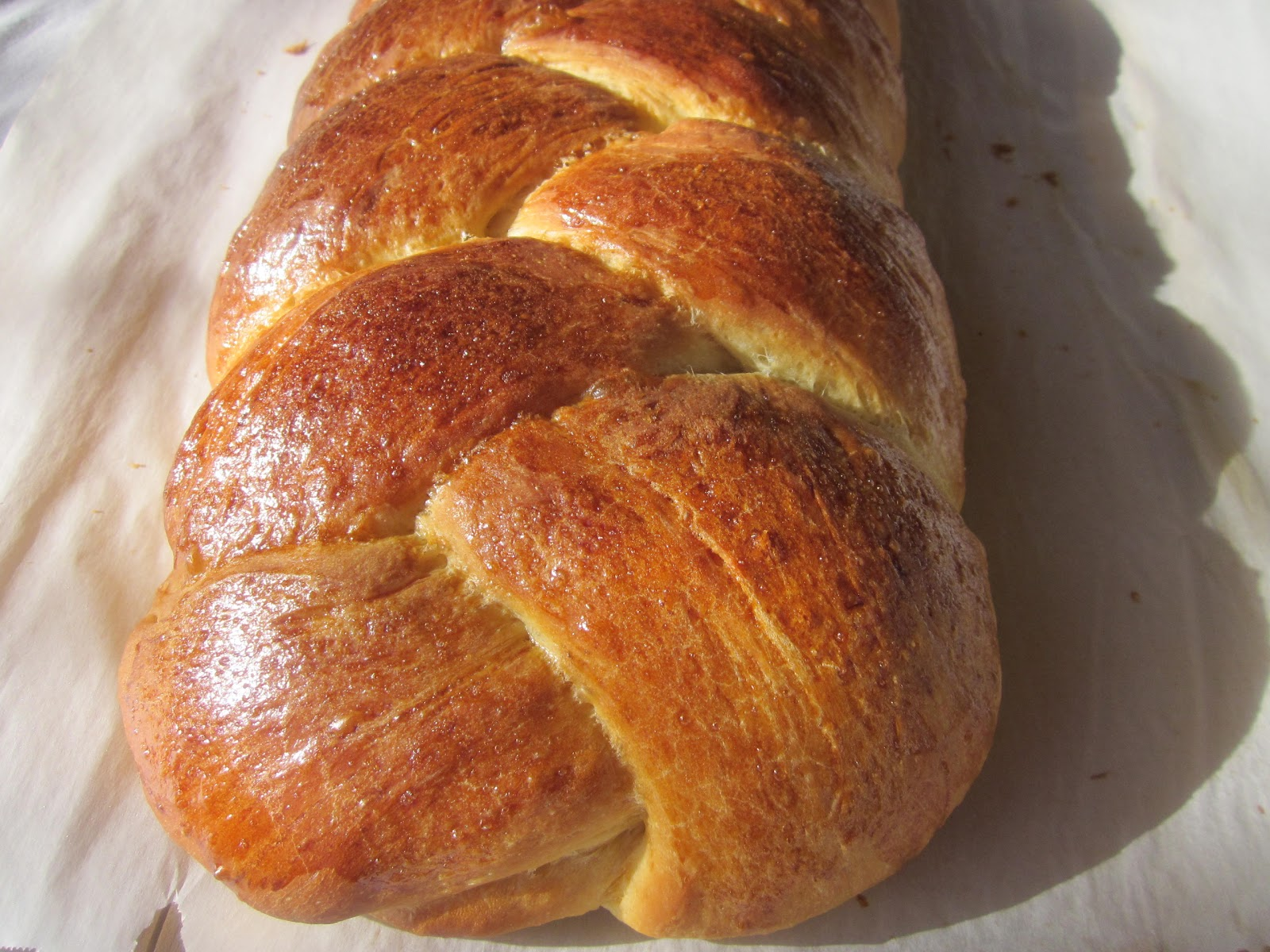 Dimples Amp Delights Classic Challah Bread