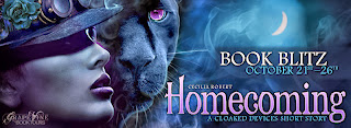 Book Blitz: Homecoming (Cloaked Devices #0.5) by Cecilia Robert