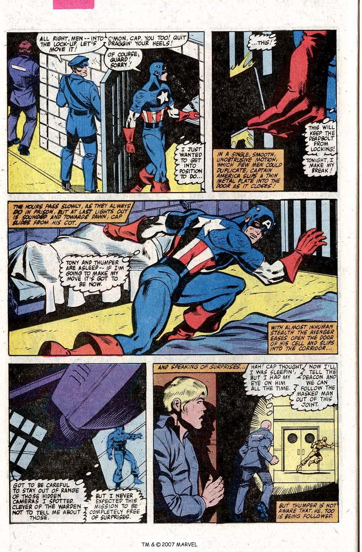 Captain America (1968) Issue #260 #175 - English 26