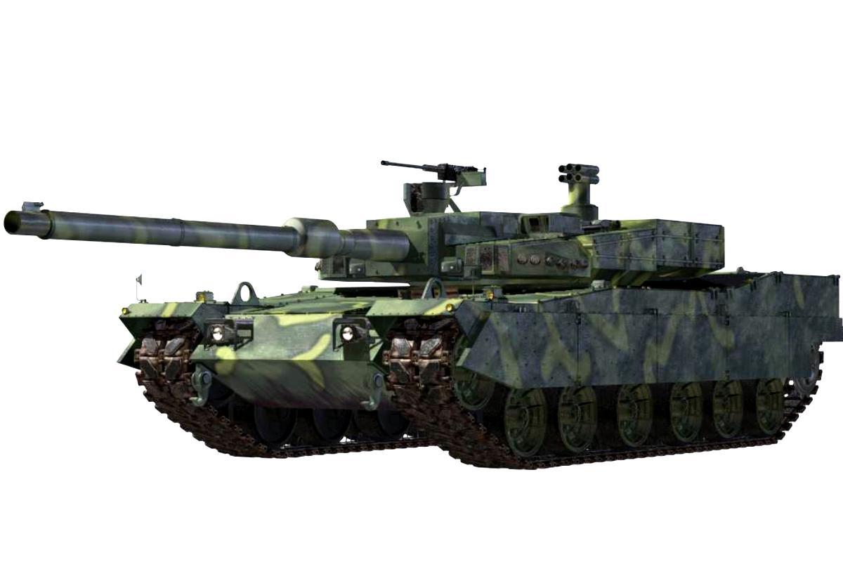 Tank KIA1
