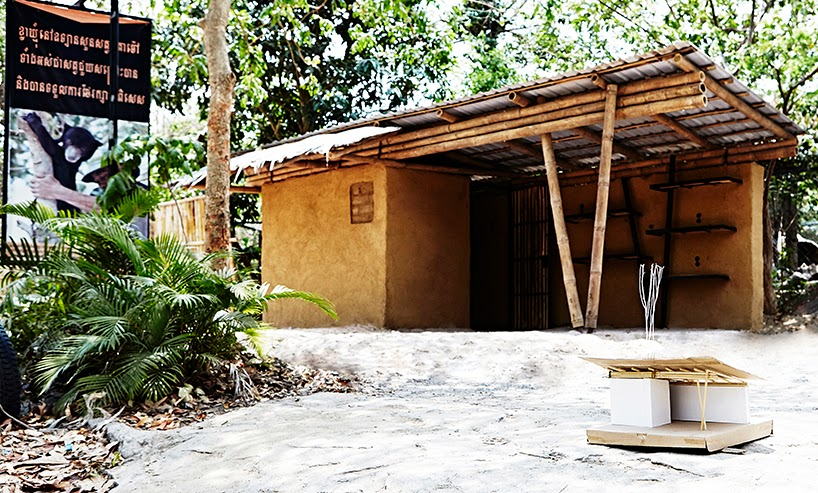 Refugio Sostenible para Osos en Camboya