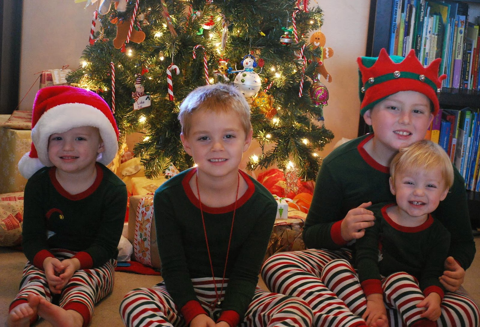 gallamore west: Once Upon a Northpole Christmas! Christmas Traditions