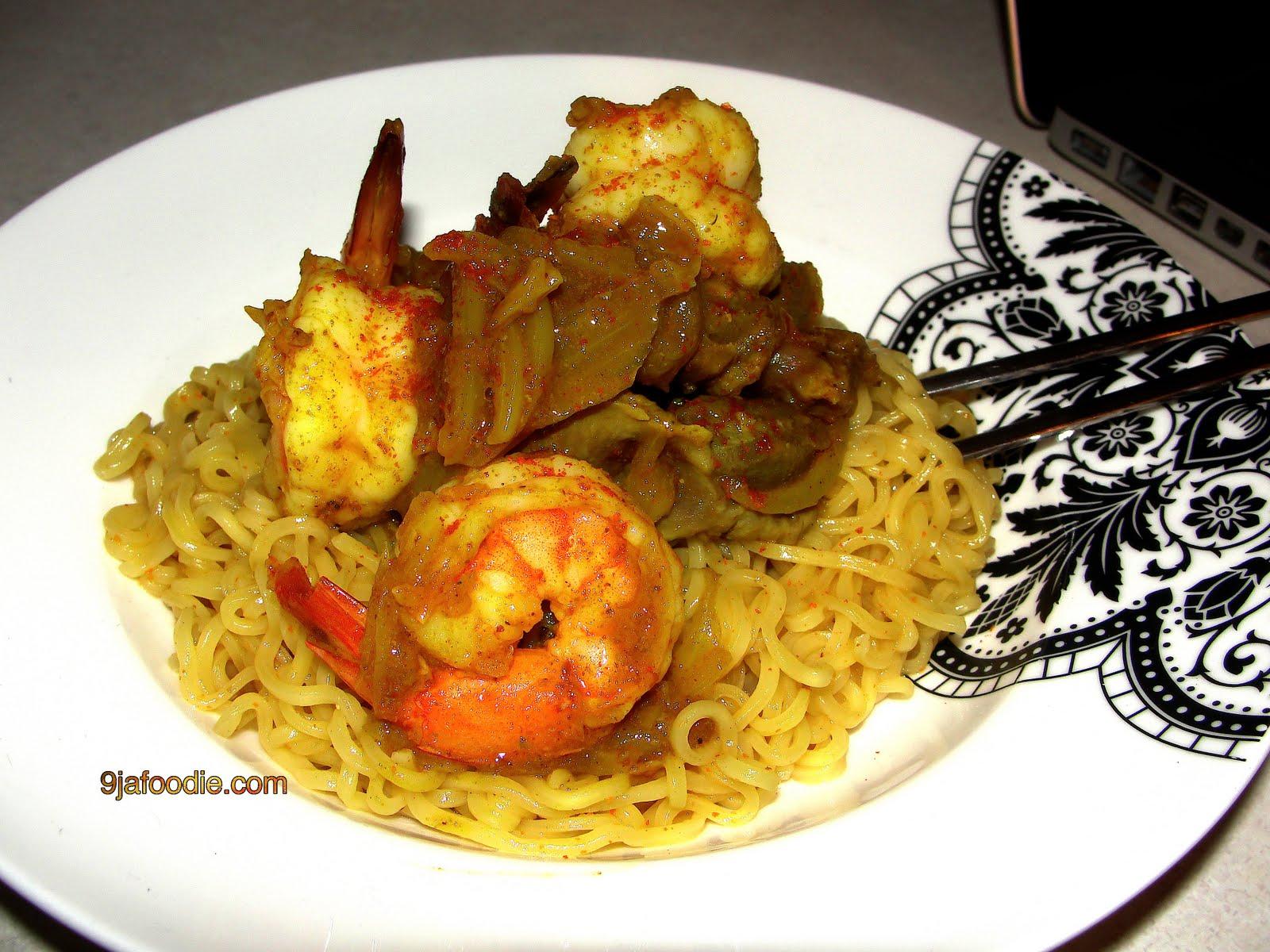 Modern african cuisine indomie recipe 2 indomie recipe 2 forumfinder Gallery