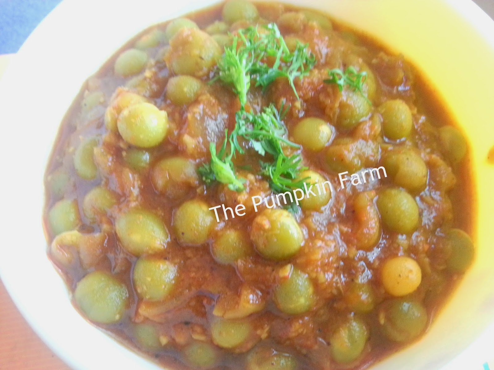 Celebrating food tonak goan cuisine green peas curry goan style tonak goan cuisine green peas curry goan style forumfinder Images