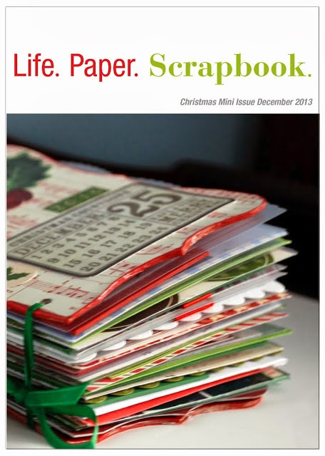 My first publication-Life.Paper.Scrapbook