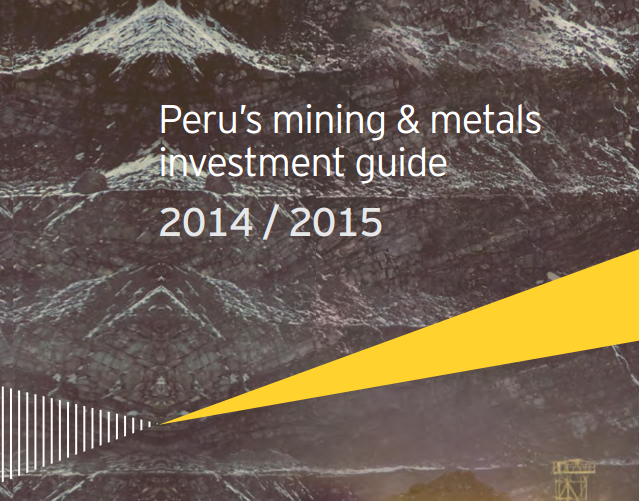 Peru's miining & metals investment guide 2014-2015