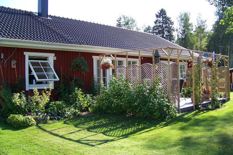Alexandras Garten in Schweden