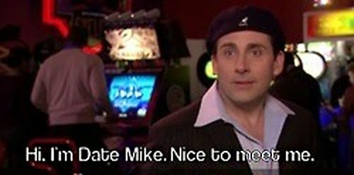 dating mike the office Friends is an american television sitcom, created by david crane and marta kauffman, which aired on nbc from september 22, 1994 to may 6, 2004, lasting ten seasons.
