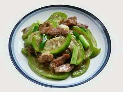 Bí quyết làm món Mướp xào thịt bò ngon