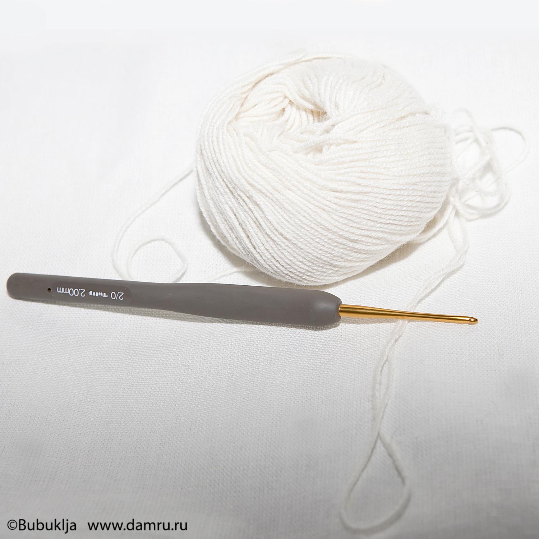 Японские крючки для вязания купить Тулип (Tulip) 57