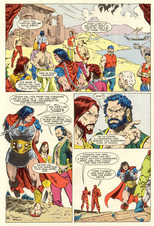Conan the Barbarian (1970) Issue #186 #198 - English 8