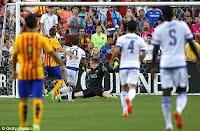 Chelsea vs Barcelona 2-2 (4-2) ICC 2015