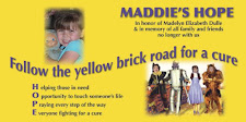 Maddie&#39;s Hope!