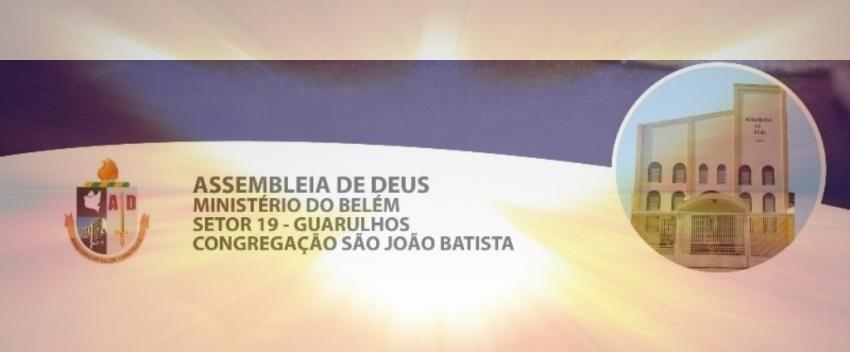 AD Belém - Setor 19 GRU - Congregação S J Batista