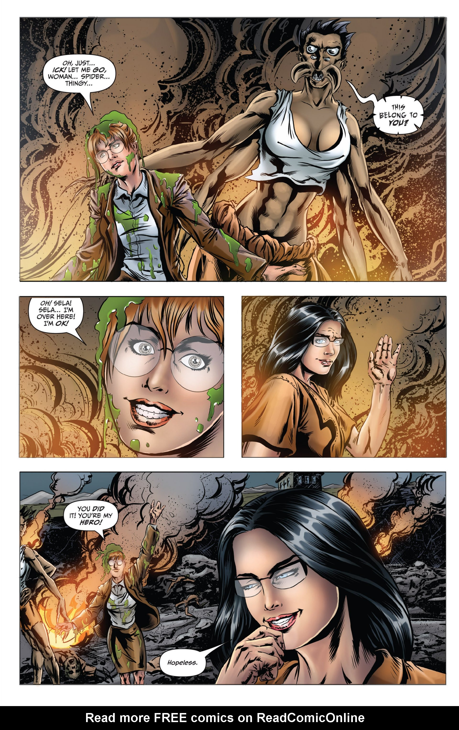 Grimm Fairy Tales (2005) Issue #81 #84 - English 18