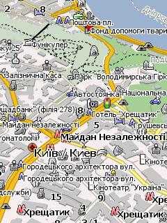 скачать карту украины на андроид - фото 8
