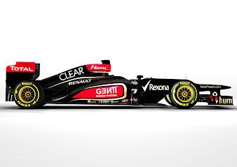 #6 Lotus F1 2013 Wallpaper