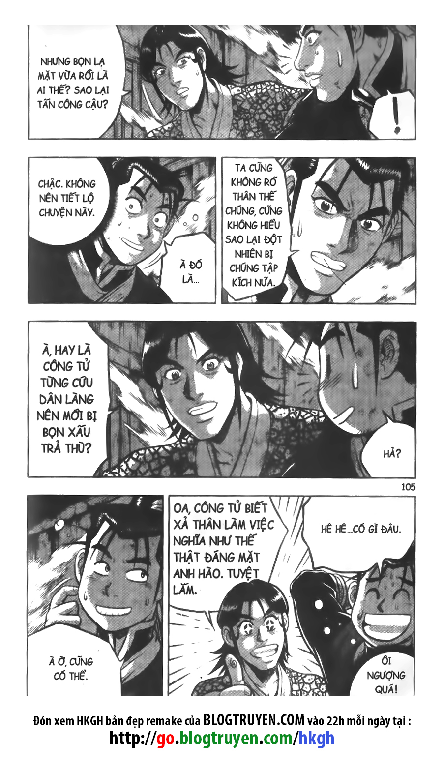 Hiệp Khách Giang Hồ chap 336 Trang 18 - Mangak.info