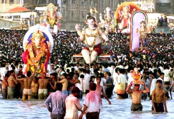 Ganesh-Murthi-Visarjan