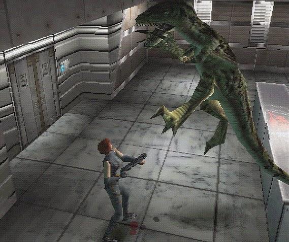 Dino Crisis | El-Mifka