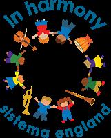 In Harmony - Sistema England logo