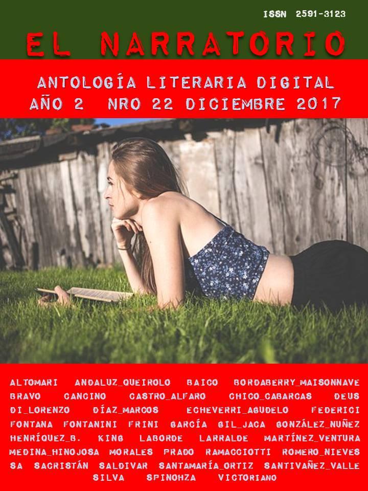El Narratorio. Antología Literaria Digital Nº 22