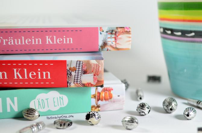Buchtipp - weihnachtliche Backbücher von Fräulein Klein