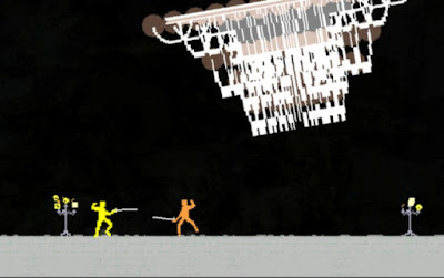 Nidhogg PC Gameplay Fighting Youtube