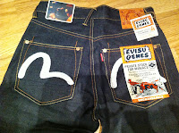 brand new with tag evisu jeans size30