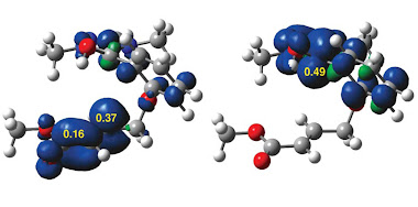 Parr function in intramolecular processes