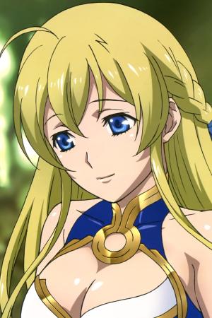 [ Info-Anime ] Review 10 Wanita Tercantik Idaman Para Laki-Laki Dalam Anime Fall 2013 Dan 2014