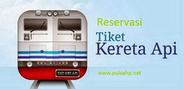 Bisnis Reservasi Tiket Online Kereta Api
