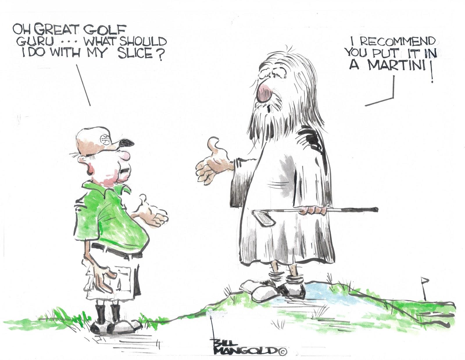 I Draw My Own Conclusions: 2012 Golf Slice Cartoon on ice golf cartoons, large golf cartoons, drink golf cartoons,