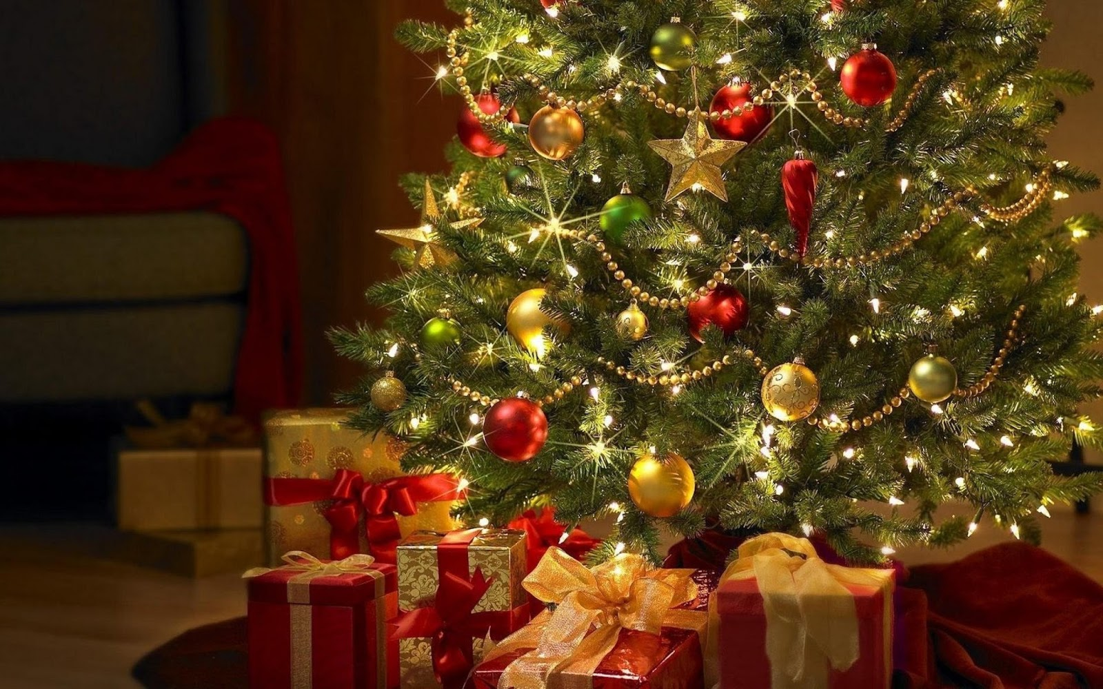 Beautiful Christmas Tree Decorations Ideas